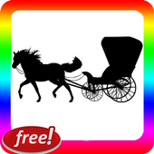 Horse Drawn Carriage FX icon