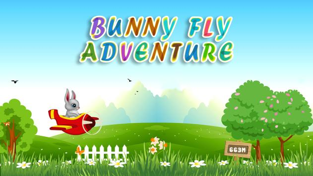 Bunny Fly Adventure poster