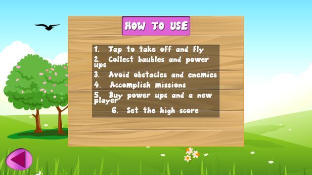 Bunny Fly Adventure screenshot 14