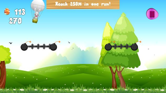 Bunny Fly Adventure screenshot 11