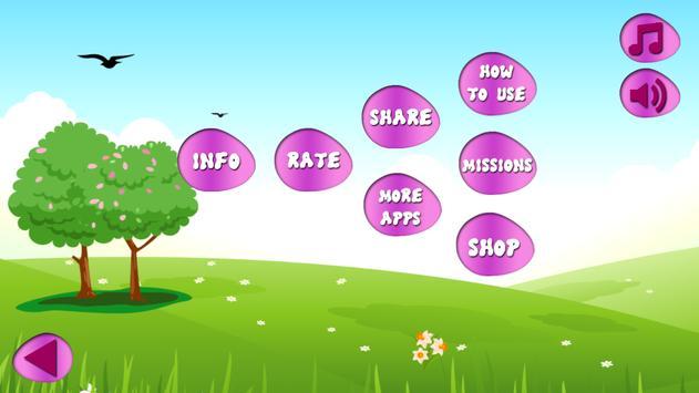 Bunny Fly Adventure screenshot 2