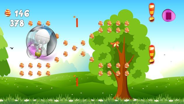 Bunny Fly Adventure screenshot 4