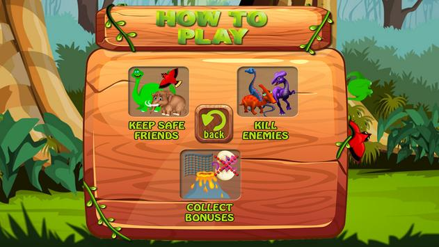 Dinosaur Defense screenshot 2