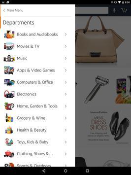 Amazon screenshot 1
