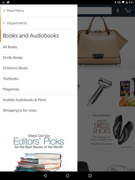 Amazon for Tablets apk screenshot