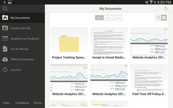 Amazon WorkDocs screenshot 10