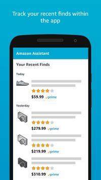 Amazon Assistant captura de pantalla de la apk
