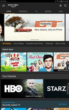 Amazon प्राइम वीडियो स्क्रीनशॉट 3