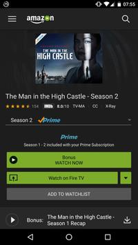 Amazon Prime Video apk screenshot