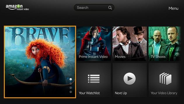 Amazon Instant Video-Google TV poster