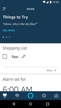 Amazon Alexa screenshot 5