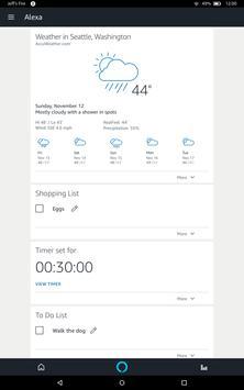 Amazon Alexa apk screenshot