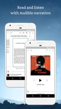 Amazon Kindle apk تصوير الشاشة