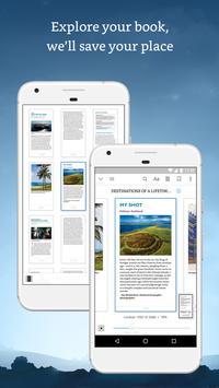 Kindle captura de pantalla de la apk
