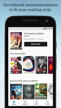 Amazon Kindle Lite – 2MB. Read millions of eBooks スクリーンショット 4