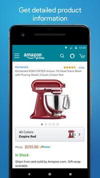 Amazon compras captura de pantalla de la apk