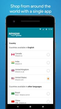 Amazon Shopping - Ofertas apk imagem de tela