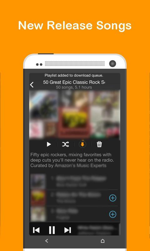 Free Amazon Music Advice for Android - APK Download