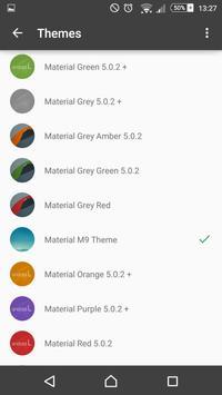 Lollipop M9 Theme 5.0.2 apk screenshot