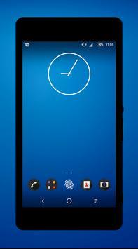Icon Pack Modern Dark poster