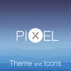 Pixel One Theme icono