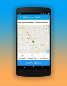 Ambari Cab apk screenshot