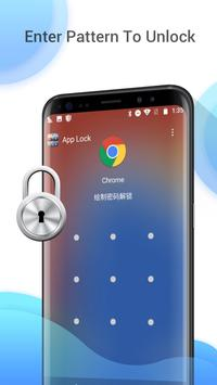free security app lock for android apk screenshot