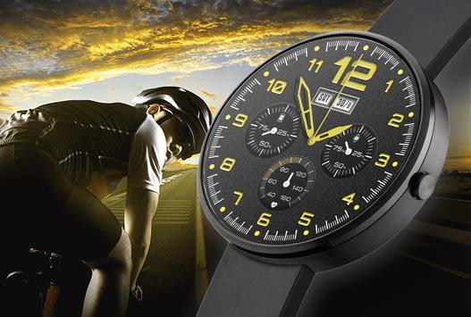 Smart Watch Face poster