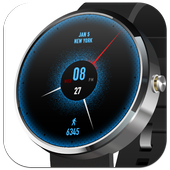 Free Watch Face for Android Wear ícone