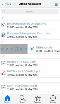 Office Assistant Mobile apk screenshot
