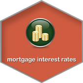 Mortgage Interest Rates icon