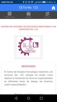 CETis 122 poster