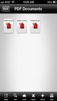 AmbirScan Mobile V1.2 screenshot 4
