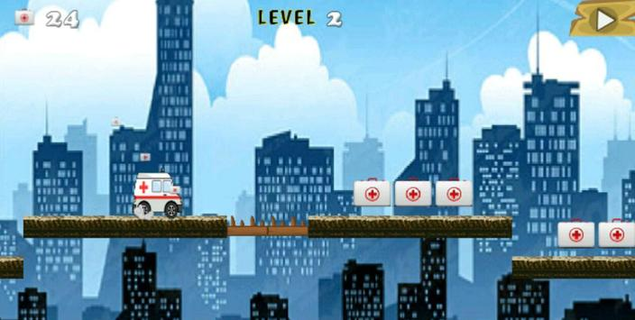 Ambulance Run screenshot 2