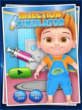 Blood Test Injection Emergency Hospital Simulator screenshot 6