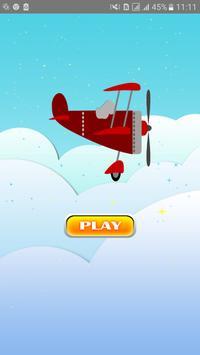 Flappy plane poster