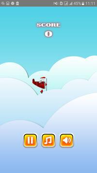 Flappy plane screenshot 1