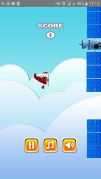 Flappy plane screenshot 2