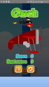 Flappy plane screenshot 3