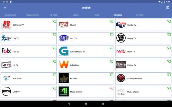 Download TV Online 2 5 APK for android Fast direct link
