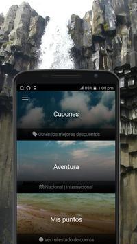 Puntos Aventurero screenshot 2