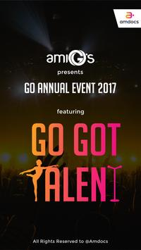 Go Got Talent poster