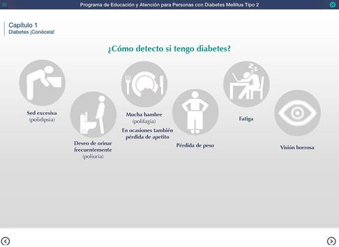 Curso Diabetes Contigo poster