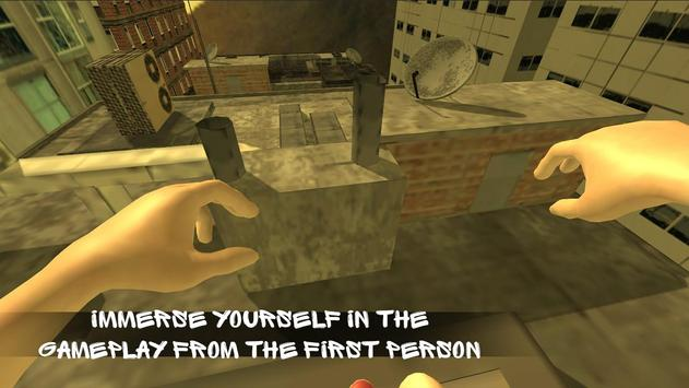 Project Urban Parkour 3D screenshot 2