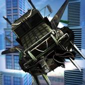 Robocar Flying Simulator 아이콘