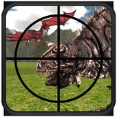 Download Game action android Monster Sniper Hunt 3D APK offline