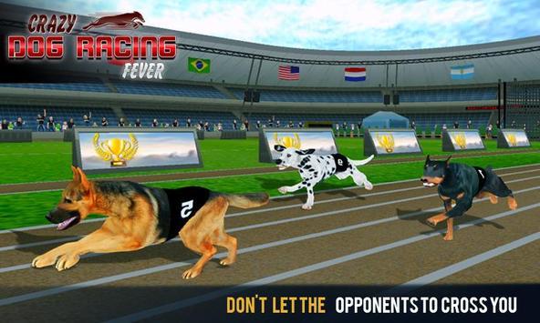 Wild Dog Racing tournament 3D APK