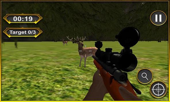 Caza animales de la selva captura de pantalla 10