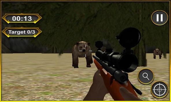 Caza animales de la selva captura de pantalla 11