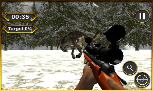 Caza animales de la selva captura de pantalla 8